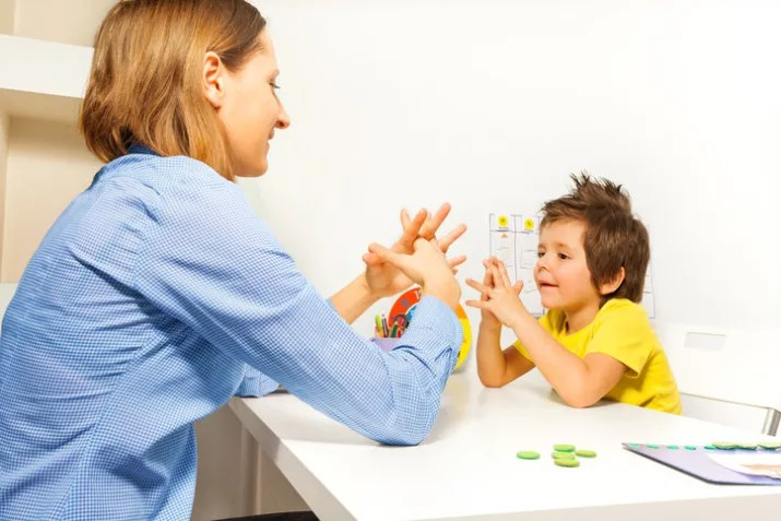 ABA Home Therapy